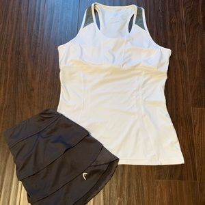 MPG Tennis Tank Top with Pocket